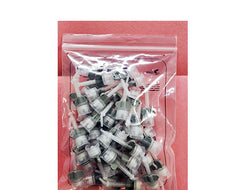 Pre-attached intra-oral tip DX-Mixer Core Mixing Tip (Gray wings)