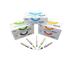 MISO - Disposable Dental Needle 30G Long : 100 Needles (1 box)