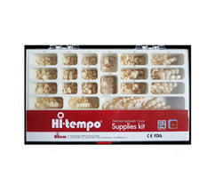 Hi-Tempo Temporary Crown Starter Kit (398ea.)