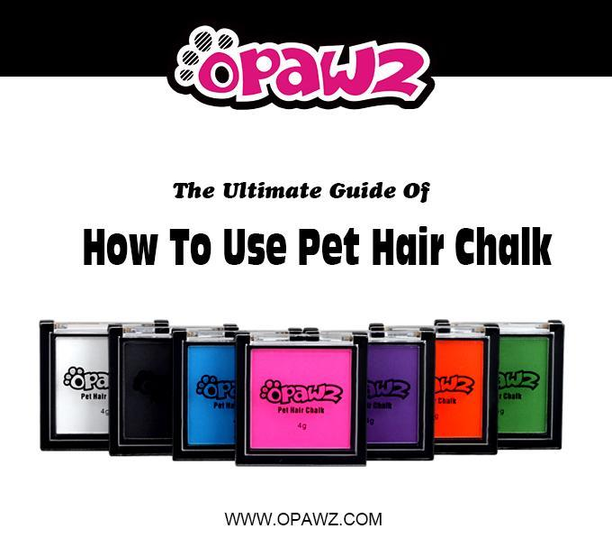 Pet Hair Chalk - Ultimate Guide