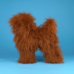 OPAWZ Teddybear Whole Body Dog Wig - Brown (DW10)
