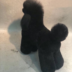 OPAWZ Toy Poodle Whole Body Dog Wig - Black (DW04)