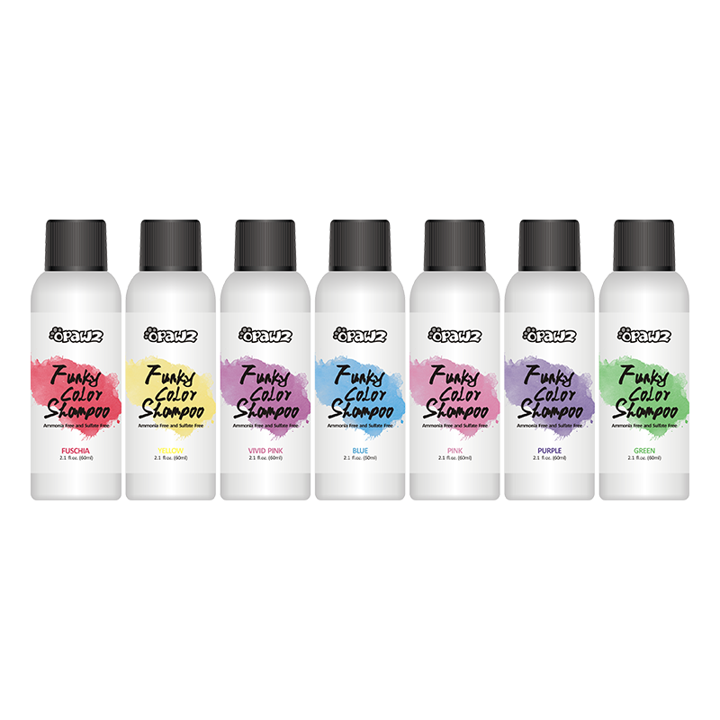 OPAWZ Funky Color Shampoo - 60ml (FC01)