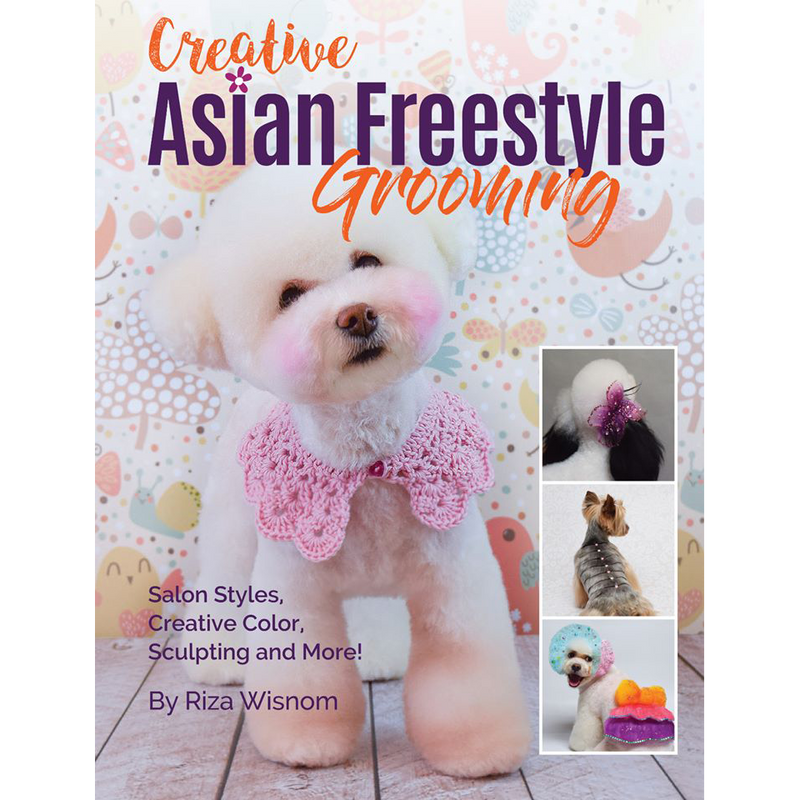 Creative Asian Freestyle Grooming by Riza Wisnom (GB-02)