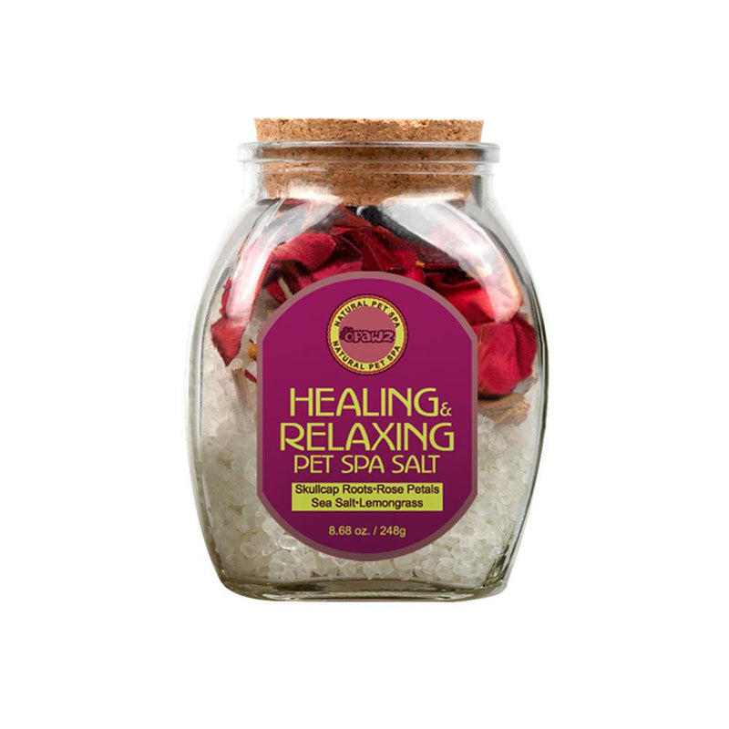 OPAWZ Natural Pet Spa Salt