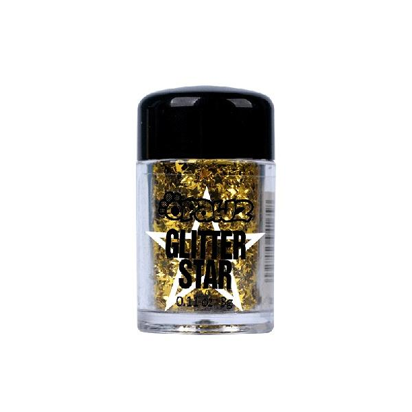 Glitter Star-Gold(TG16)