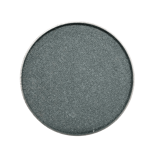 Eve (a demi-matte soft, smoky teal pressed eyeshadow, manufacture by Pure Anada, 3g of powder in a 55mm magnetic pan, magnetic compact sold seperatly, makeup brushes are also available to create your desired look.