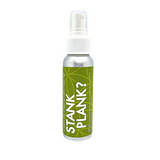 Stank Plank - Yoga Mat Essential Oil Spray. 110 gram spray bottle. Use to deodorize workout gear, yoga mats or to energize and purify your space. Avoid use if pregnant and use caution around pets.
