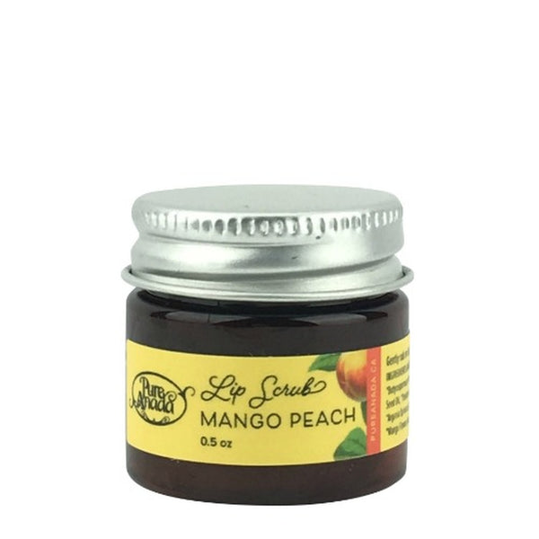 Lip scrub - Mango Peach