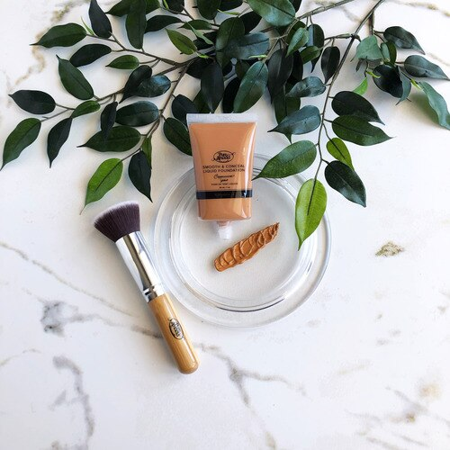 Cappuccino Liquid Foundation (Deep/Neutral) - Sample