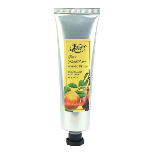 Shea Hand Cream - Mango Peach