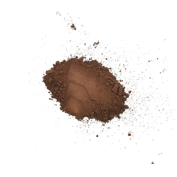 Ebony Loose Mineral Foundation (Global/Black) - sample