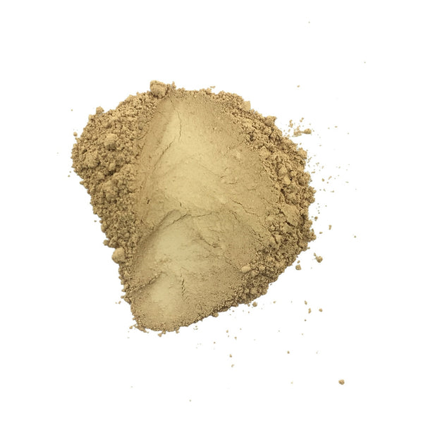 Flaxen Field Loose Mineral Foundation (Light/Olive) - sample