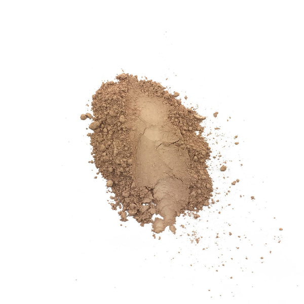 Glacial Sunrise Loose Mineral Foundation (Light/Cool) - sample