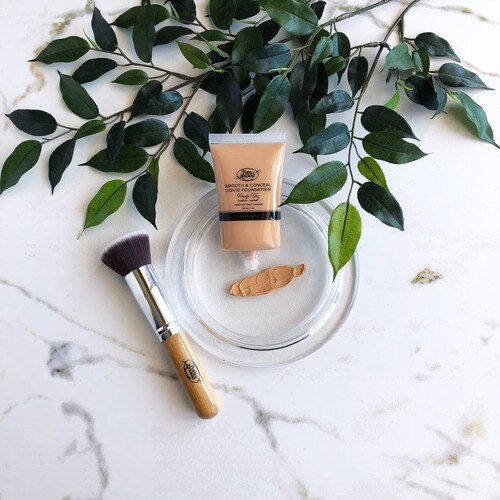 Pacific Tan Liquid Foundation ( Medium/Neutral) - Sample