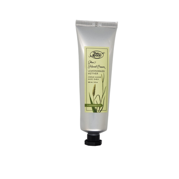 Shea Hand Cream - Lemon and Vetiver