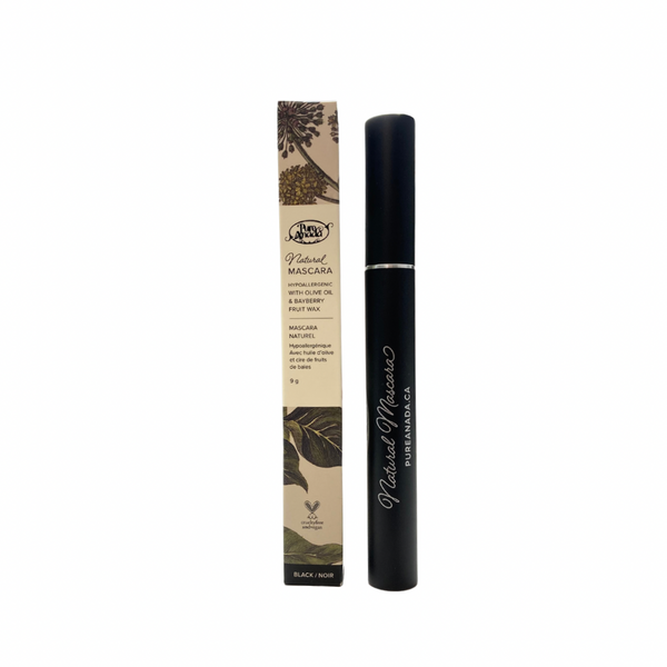 Black Natural Mascara