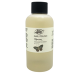 Pure Anada Soy Polish Remover, 120ml plastic bottle, Non-toxic, 100% biodegradable with no harsh fumes making it a safer alternative to traditional remover. Safe for children and nursing mothers.