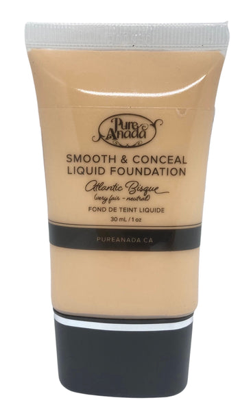 Atlantic Bisque Liquid Foundation: Very Fair (Neutral)