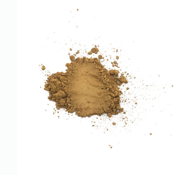 Cappuccino Loose Mineral Foundation: Deep (Neutral)