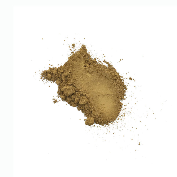 Caramel Loose Mineral Foundation: Deep (Warm)