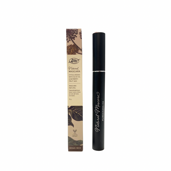 Brown Natural Mascara