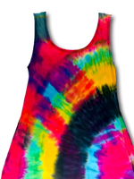 Load image into Gallery viewer, Tie Dye Women's Dress Sleeveless