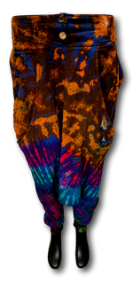 Load image into Gallery viewer, Tie Dye Harem Pants