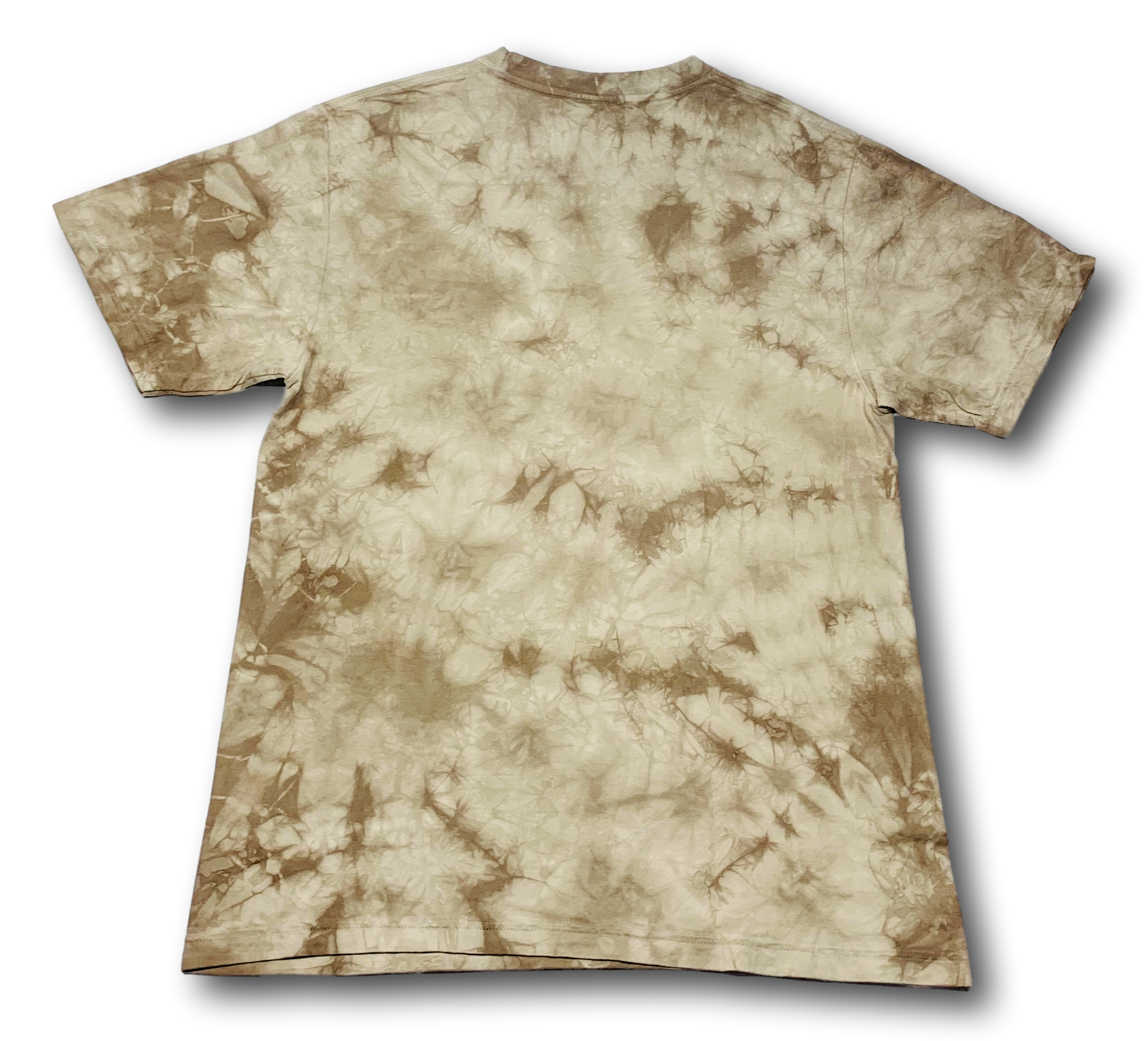 Wild Animals Elephant Lion HD Rock Nature Tie-Dye T-Shirt