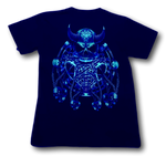 Load image into Gallery viewer, Wizard with Magic Book Glow in Dark HD Rock Chang T-Shirt