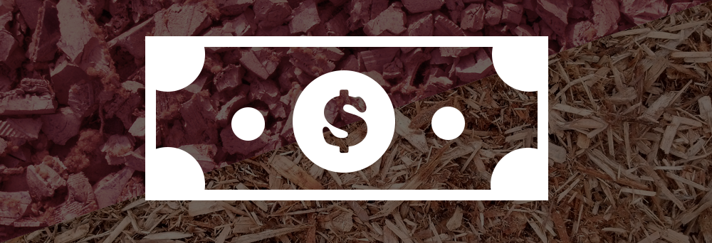 Why Is Rubber Mulch More Expensive Than Wood Mulch?