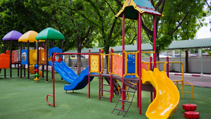 Five Ways Rubber Mulch Can Improve Playtime
