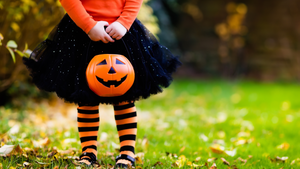 Fun Rubber Mulch Halloween Projects