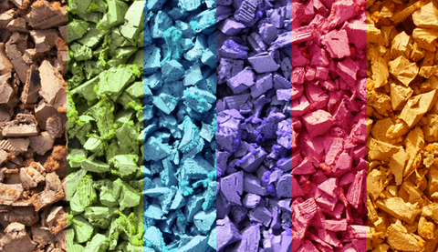 rubbermulch colors
