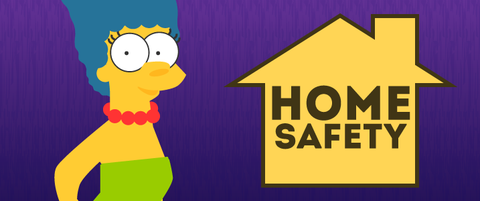 home safety sign