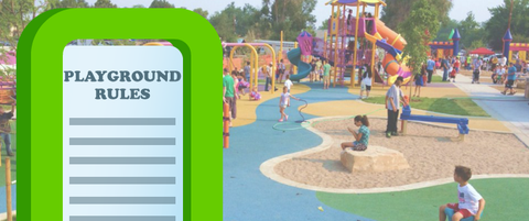 playground regularions