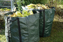 BAGS OF YARD REFUSE