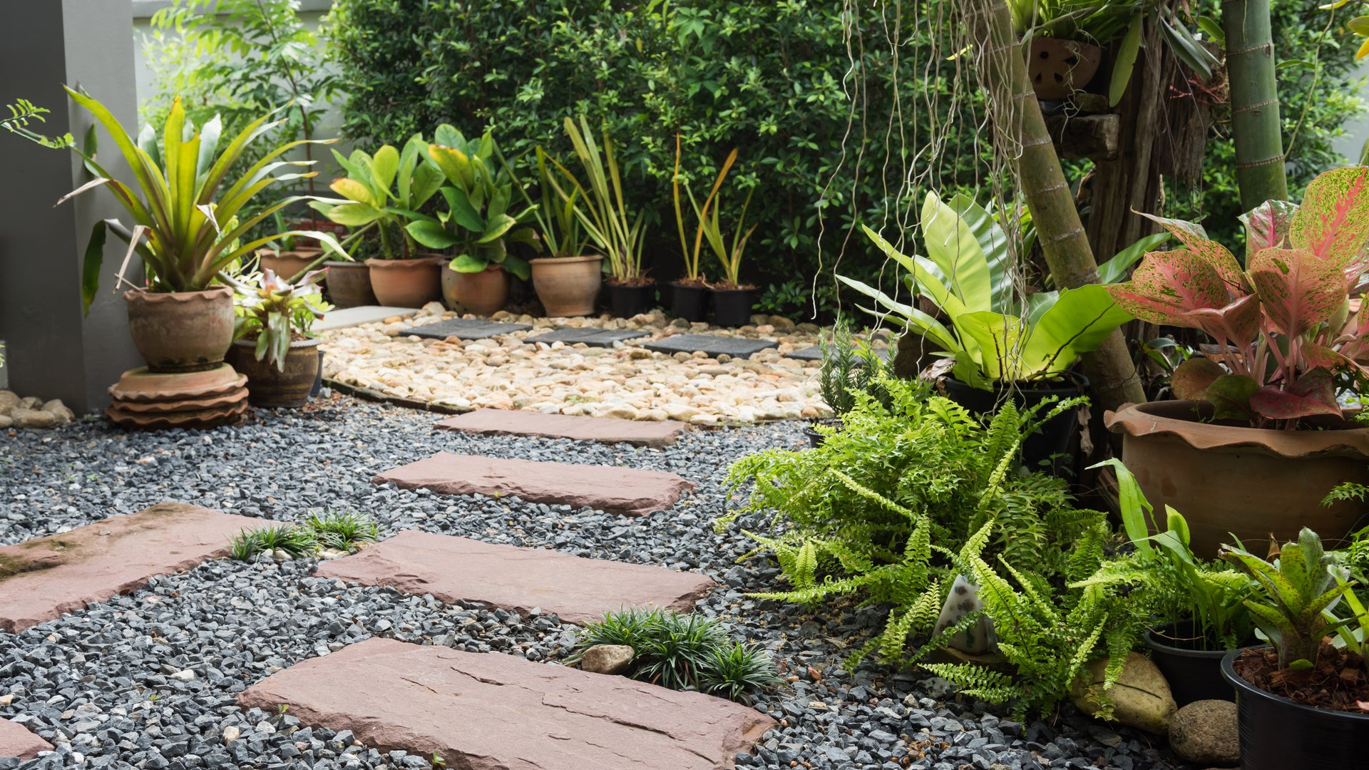 Can Rubber Mulch Be The New Rock Garden