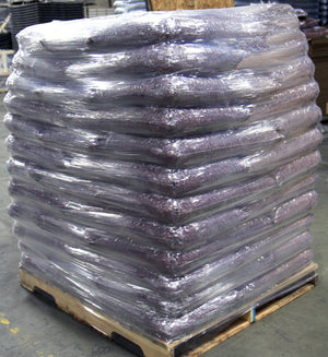 Landscape Black Rubber Mulch - Dyed-Solid (ASTM F-3012 CERTIFIED)