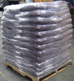 Dust-Free Horse Arena Footing 2000 lbs. / 77 Cu. Ft. Surefoot™ Rubber Mulch (50 Individual 40 lbs. Bags)