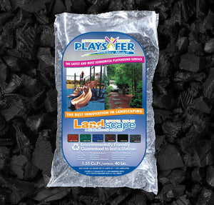 Playsafer® Rubber Mulch