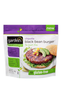 Black Bean Burger, Gardein 340 g