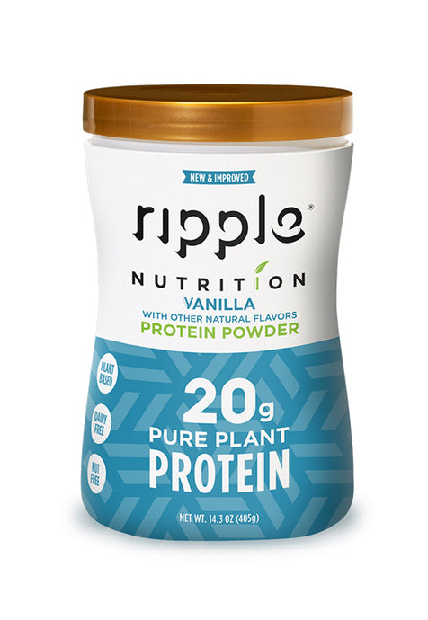 Protein Powder Vanilla, Ripple Foods 405 g