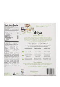 Cheeze Lover's Pizza, Daiya 444 g
