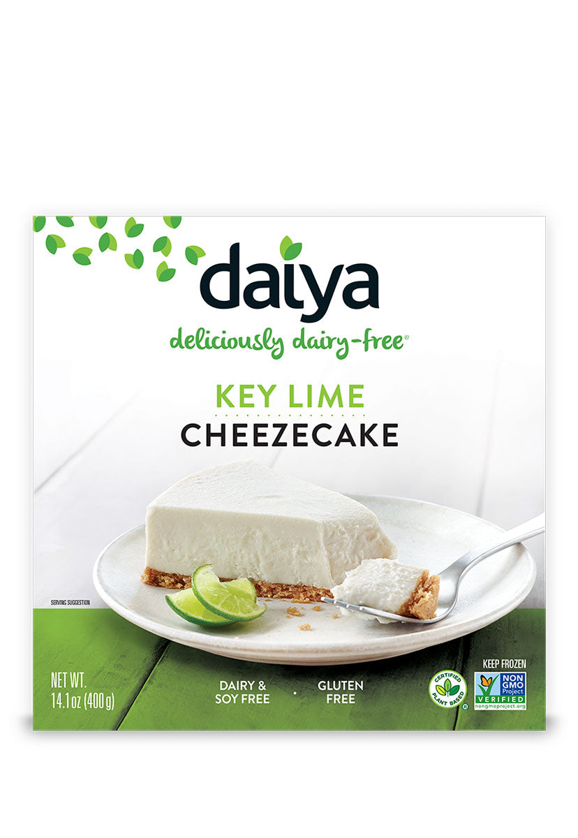 Key Lime Cheezecake, Daiya 400 g