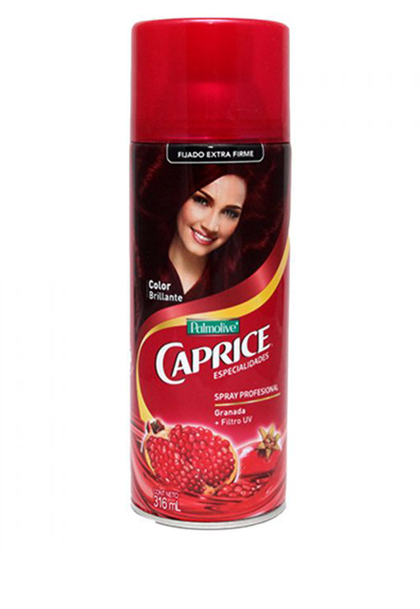 Spray Caprice Especialidades Color Brillante 316 ml