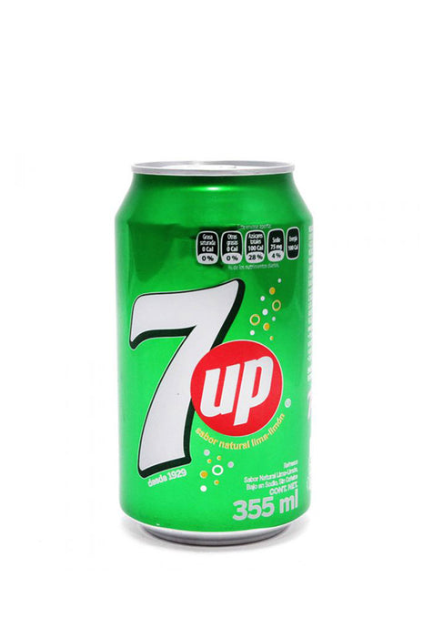 Refresco Seven Up 355 ml