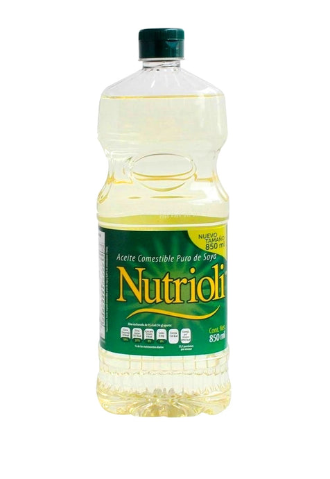 Aceite Vegetal Nutrioli 850 ml
