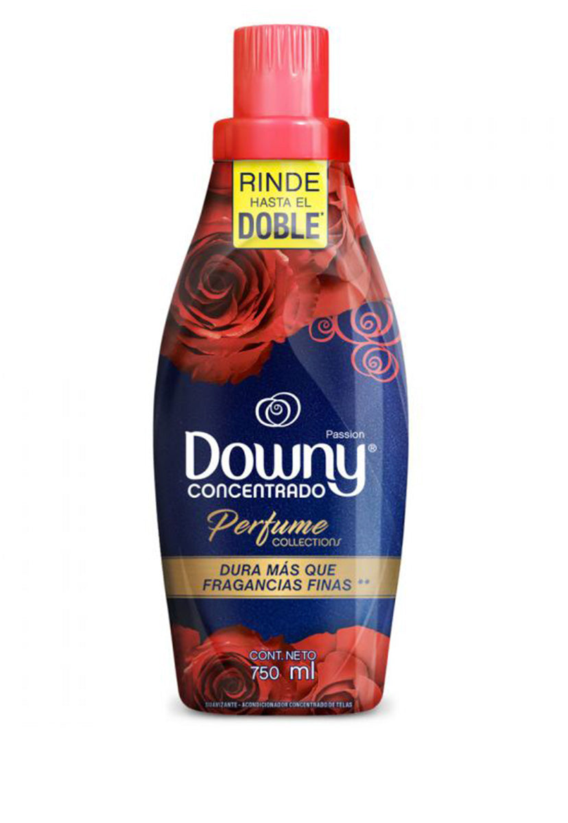 Suavizante de Telas Downy Tango Passion 750 ml