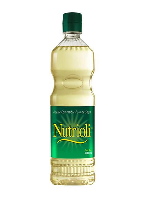 Aceite Vegetal Nutrioli 400 ml